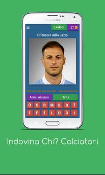 Indovina chi❓ Speciale Calcio ⚽ screenshot 4