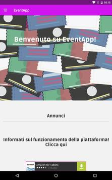 EventApp screenshot 5