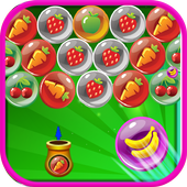 Bubble Shoot Fruit icon