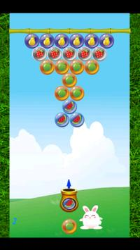 Bubble Shoot Fruit screenshot 2