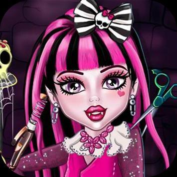 Free Monster Hair Salon Guide poster