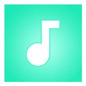 Holo music player ícone