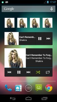 Holo music player captura de pantalla 4