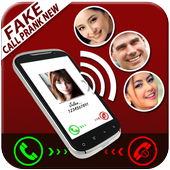 Fake Call Prank New icon