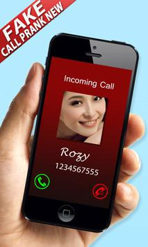 Fake Call Prank New apk screenshot