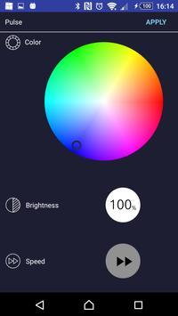 GIGABYTE RGB Fusion screenshot 1