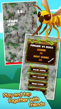 Finger vs bugs: fun and addicting bug tapping game screenshot 5