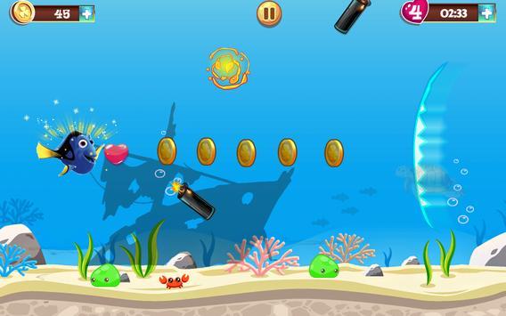 Dory Journey screenshot 2