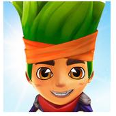 Ninja Go Kid Run-Adventure gam icon