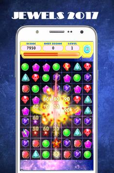 Jewels Blitz Mania screenshot 1