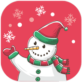 Christmas Drawing icon