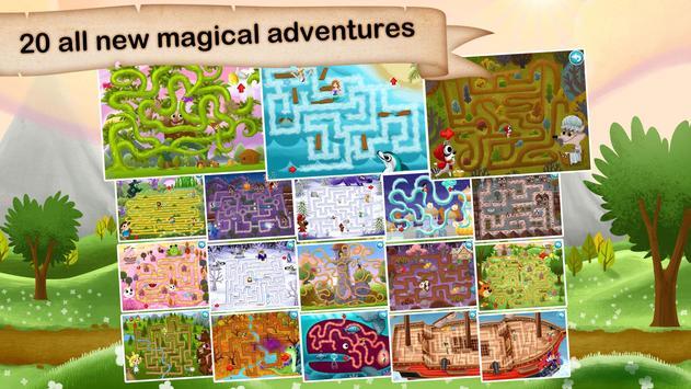 Fairytale Maze 123 for Kids screenshot 14