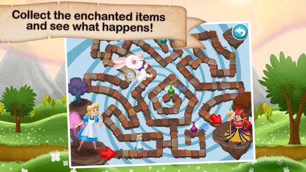 Fairytale Maze 123 for Kids screenshot 2