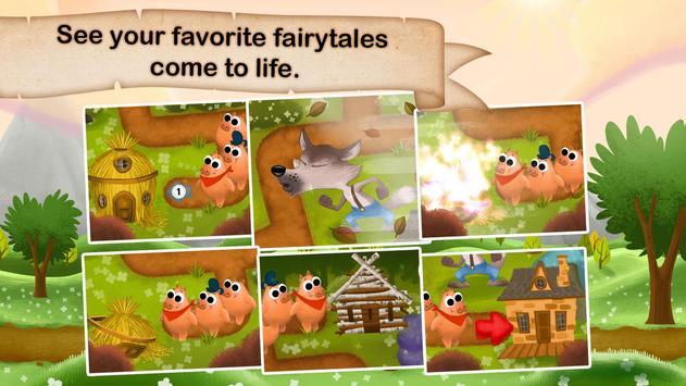 Fairytale Maze 123 for Kids screenshot 8