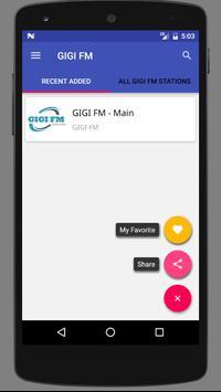 GIGI FM poster