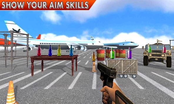 Real Bottle Shoot 3D screenshot 4