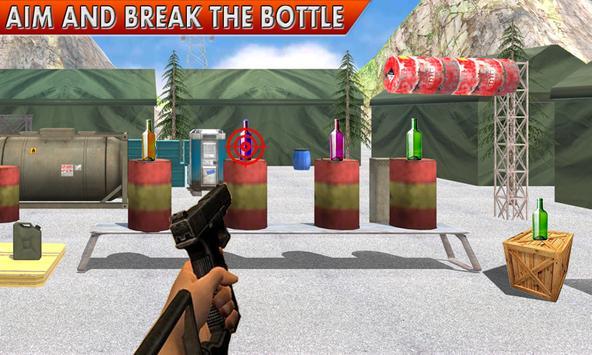 Real Bottle Shoot 3D screenshot 6