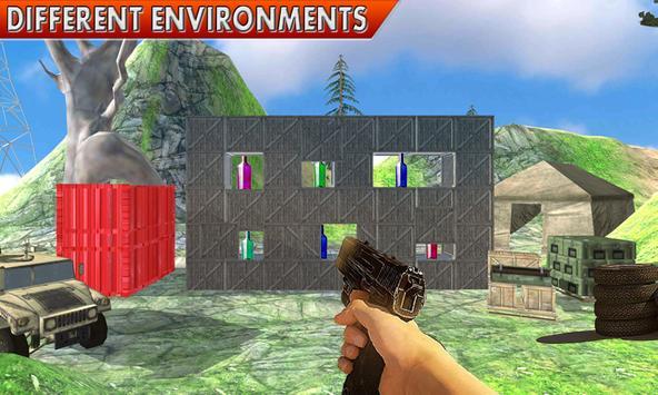 Real Bottle Shoot 3D screenshot 9