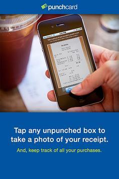 Punchcard (Official) apk screenshot