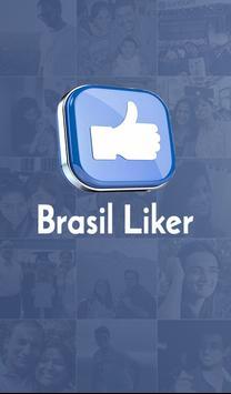 Brasil Liker Cartaz