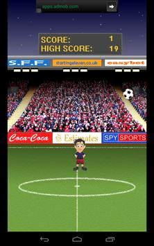 Head The Ball apk screenshot