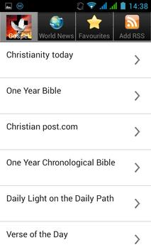 Christian's Hub screenshot 1