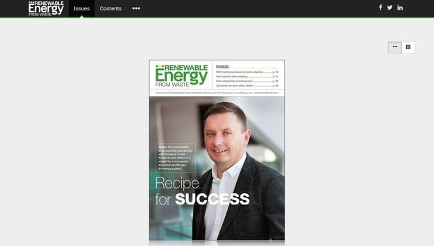 Renewable Energy From Waste ảnh chụp màn hình 3