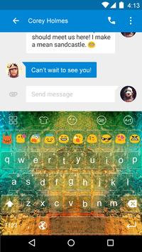 Emoji Keyboard-Art Paintings apk screenshot