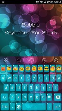 Emoji Keyboard-Bubble poster