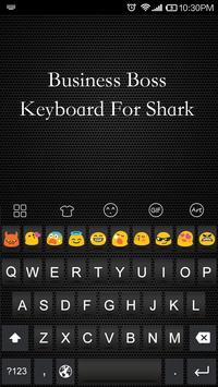 Emoji Keyboard-Business Boss apk screenshot