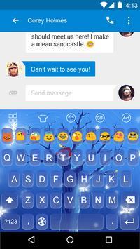 Emoji Keyboard-Cartoons apk screenshot