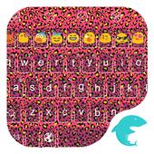 Red Cheetah-Emoji Keyboard icon