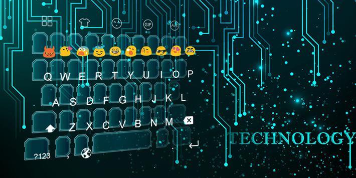 Cool Technology Diy Keyboard poster