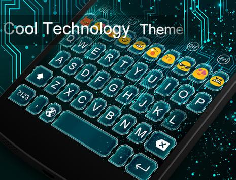 Cool Technology Diy Keyboard apk screenshot