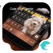 Emoji Keyboard-Cute Dog icon