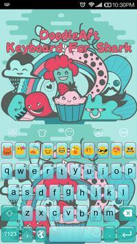 Emoji Keyboard-DoodleArt apk screenshot