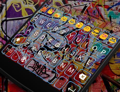 Emoji Keyboard-Doodle apk screenshot