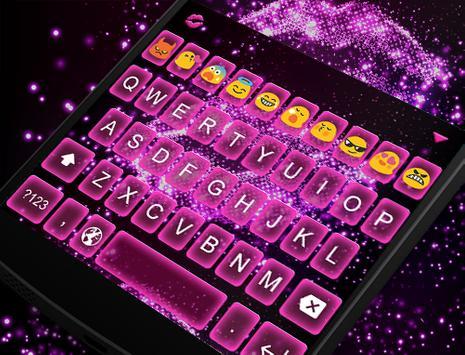 Emoji keyboard-Kiss Me apk screenshot
