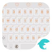 Emoji Keyboard-Overlapping icon