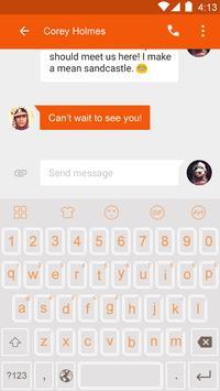 Emoji Keyboard-Overlapping apk screenshot