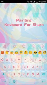 Emoji Keyboard-Painting apk screenshot