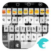 Emoji Keyboard-Paris Charm icon