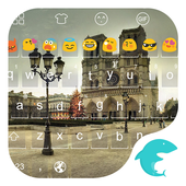 Emoji Keyboard-Paris icon
