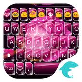 Rose Love Emoji Keyboard icon