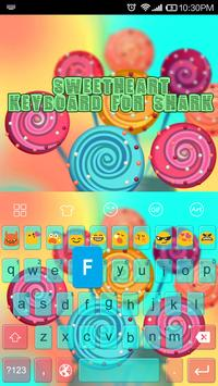 Emoji Keyboard-Sweetheart apk screenshot