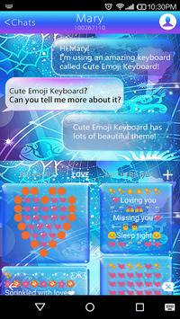 Symbolic Animals EmojiKeyboard apk screenshot