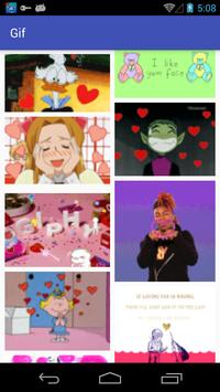 Valentine's Day Gif apk screenshot