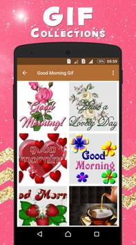 Good Morning Gif apk screenshot