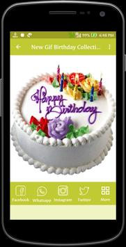 New Gif Birthday Collection screenshot 4