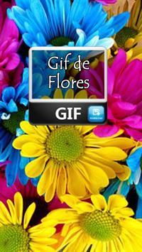 Gif de Flores poster